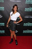 LOS ANGELES - OCT 6:  Eva LaRue at the