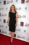 LOS ANGELES - OCT 6:  Peri Gilpin at the Les Girls 14 at Avalon on October 6, 2014 in Los Angeles, C