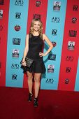 LOS ANGELES - OCT 5:  Fiona Gubelmann at the