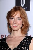 LOS ANGELES - OCT 7:  Alicia Witt at the