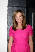 LOS ANGELES - OCT 6:  Allison Janney at the Les Girls 14 at Avalon on October 6, 2014 in Los Angeles, CA