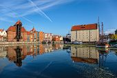 The Gdansk Old Town