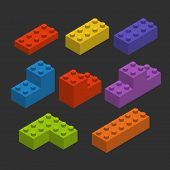 Color constructor blocks