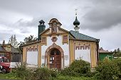 Church of the Nativity of Christ. Suzdal, Golden Ring of Russia.