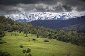 Sierra de Béjar mountains - Spain