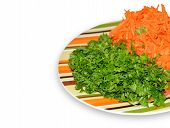 Carrot And Parsley