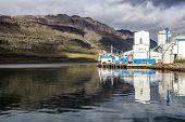 Plant Fishery Seydisfjordur