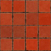 An image of a beautiful terracotta tiles background