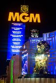 Las Vegas, MGM hotel and casino