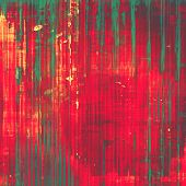 Abstract red grunge textured background