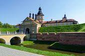 Nesvizh Castle, Minsk Region, Belarus