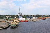 Freeport Of Riga, Latvia