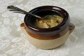Pea Soup, Informal Crockery