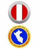 Button As A Symbol Peru