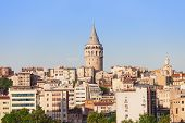 The Galata Tower
