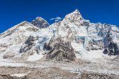 Everest Landscape, Himalaya