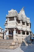 pic of hindu temple  - Jagdish Temple is a large Hindu temple in Udaipur India - JPG