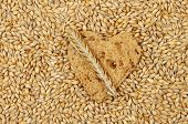 Barley And Bread Heart