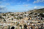 El Albaicin (Granada, Spain)