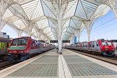 Gare Do Oriente