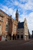 City Hall on the Grote Markt, Haarlem