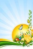 Background Easter