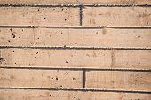 Cast Concrete Wall
