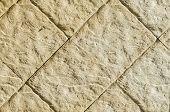 Tile Rock Wall