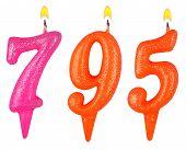 Candles Number Seven Hundred Ninety-five