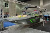 F22 Tomcat Mb Boat On Display