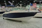 Robalo Boat On Display