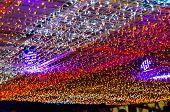 Colorful Lighting Design Decoration