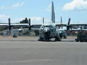 picture of c130  - Two C - JPG
