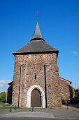 Ancient Church Of Gascony