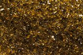 picture of mica  - Close up of gold mica texture background - JPG