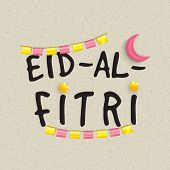 foto of fitri  - Stylish text Eid - JPG