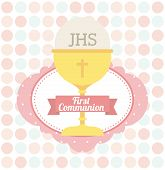 pic of communion-cup  - first communion design - JPG