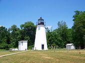 Turkey Point Lighthouse - Maryland