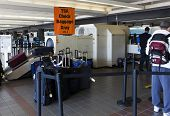 Tsa Baggage Screening