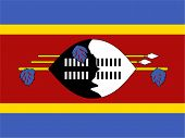 Swaziland National Flag