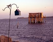 Cedar Key Birdhouse