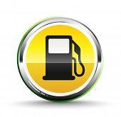 Icono de combustible