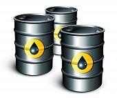 Barris de óleo