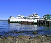 Ferry, Washington State