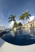 Nicaragua de piscina Infinity