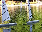 Remote Control Sailboats