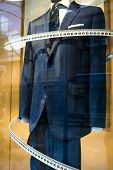 Tailors Made To Measure Suit poster