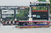 Monsoon Flooding In Bangkok October 2011