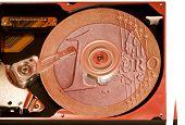 Open Hard Disk Detail