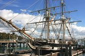 Dana Point Tall Ship The Pilgrim